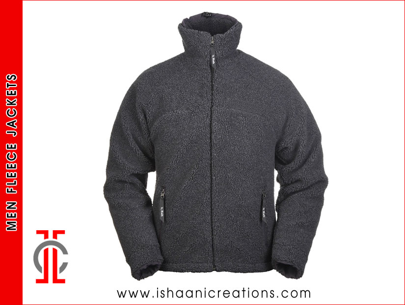 Men Fleece Jacket